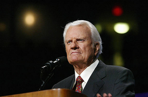 My Thoughts on Billy Graham